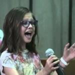 【話題】この少女歌うますぎ!
