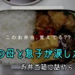 東京ガスCM「家族の絆・お弁当メール」篇