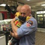 【涙腺崩壊】パパみたいな消防士になりたい!癌と闘う3歳の少年に訪れた「奇跡」とは