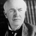 失敗したわけではない。勉強したのだと言いたまえ。トーマス・エジソンが残した言葉